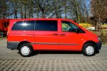 Minibus: MERCEDES ROUGE 9 PLACES GE708394 AST/ge