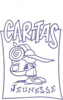 Logo CJ bleu